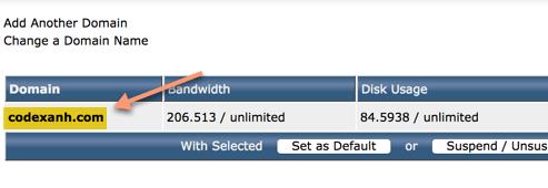 Hướng dẫn tạo SSL Free trong quản lý Directadmin | Mã nguồn