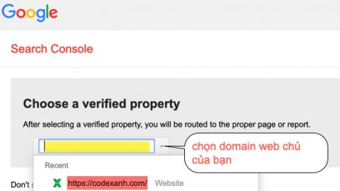 Hướng dẫn chặn link xấu chỏ về website ảnh hưởng đến SEO